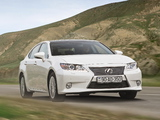 Images of Lexus ES 350 CIS-spec 2013