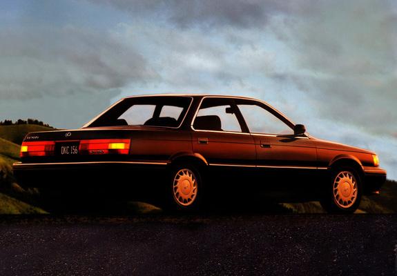 Lexus Es 250 1989 91 Images