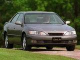 Lexus ES 300 1997–2001 photos