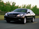 Lexus ES 300 2001–03 images