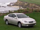 Lexus ES 300 2001–03 pictures