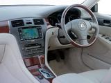 Lexus ES 300 AU-spec 2002–06 images