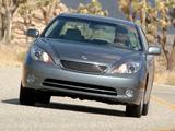 Lexus ES 330 2004–06 images