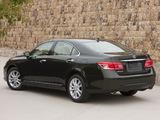 Lexus ES 350 2009–12 pictures
