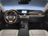 Lexus ES 300h 2012 images