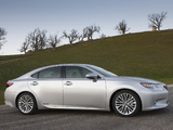 Lexus ES 300h 2012 photos