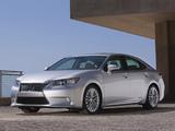 Lexus ES 300h 2012 photos