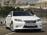 Lexus ES 350 CIS-spec 2013 photos