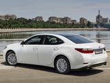 Lexus ES 350 CIS-spec 2013 pictures