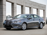 Lexus ES 350 AU-spec 2013 wallpapers