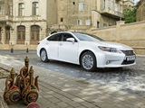 Lexus ES 350 CIS-spec 2013 wallpapers