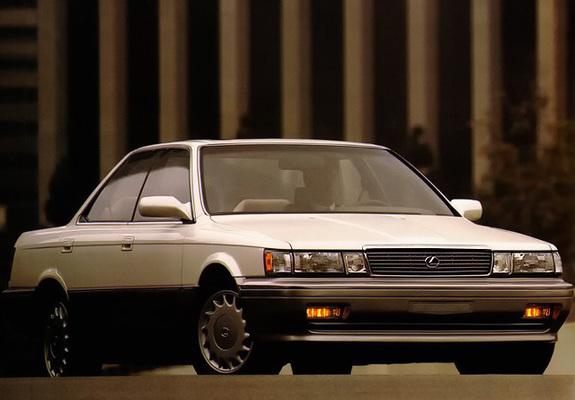 Photos Of Lexus Es 250 1989 91