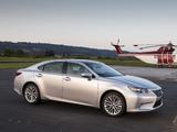 Photos of Lexus ES 350 2012