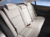Photos of Lexus ES 300h 2012