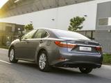 Photos of Lexus ES 250 ZA-spec 2013