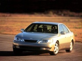 Pictures of Lexus ES 300 1997–2001