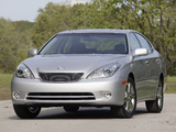 Pictures of Lexus ES 330 2004–06