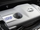 Pictures of Lexus ES 300h 2012