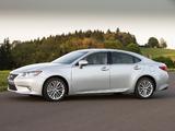Pictures of Lexus ES 350 2012