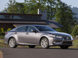 Pictures of Lexus ES 350 2012