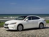 Pictures of Lexus ES 350 CIS-spec 2013
