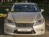 Lexus ES 250 ZA-spec 2013 wallpapers