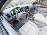Images of Lexus GS 300 EU-spec 1997–2004
