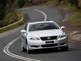 Images of Lexus GS 460 U-spec 2008