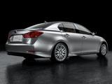 Images of Lexus GS 450h JP-spec 2012