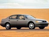 Lexus GS 300 1993–97 photos