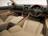 Lexus GS 430 JP-spec 2005–08 images