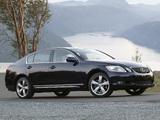 Lexus GS 430 2005–08 images
