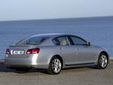 Lexus GS 450h EU-spec 2006–08 images