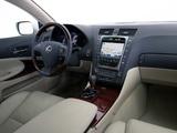 Lexus GS 450h EU-spec 2006–08 photos