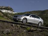 Lexus GS 450h EU-spec 2006–08 pictures