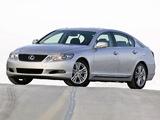 Lexus GS 450h 2008–09 images