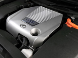 Lexus GS 450h ZA-spec 2008–12 photos