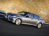 Lexus GS 250 2012 images
