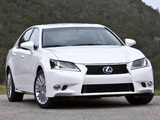 Lexus GS 450h 2012 photos