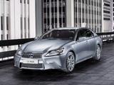 Lexus GS 450h F-Sport ZA-spec 2012 photos