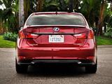 Lexus GS 450h F-Sport 2012 photos