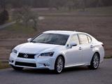 Lexus GS 450h 2012 photos