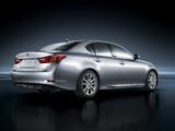 Lexus GS 450h EU-spec 2012 photos