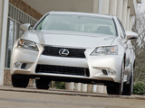 Lexus GS 350 AWD 2012 pictures