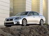 Lexus GS 450h 2012 pictures