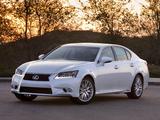 Lexus GS 450h 2012 wallpapers