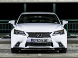 Lexus GS 300h F-Sport UK-spec 2013 photos