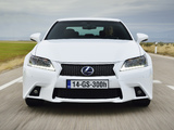 Lexus GS 300h F-Sport 2013 photos