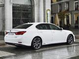 Lexus GS 300h F-Sport 2013 pictures