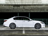 Lexus GS 300h F-Sport UK-spec 2013 pictures